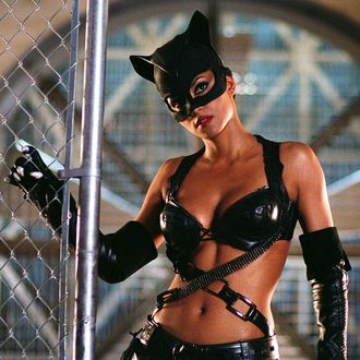 Halle Berry Wants You To Put Some Respect On Catwoman