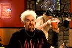 Guy Fieri's Full Throttle Christmas Special Is