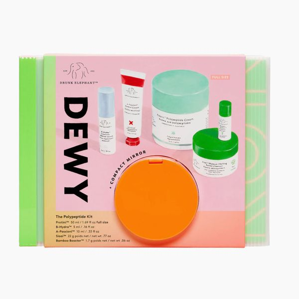 Drunk Elephant Dewy: The Polypeptide Kit