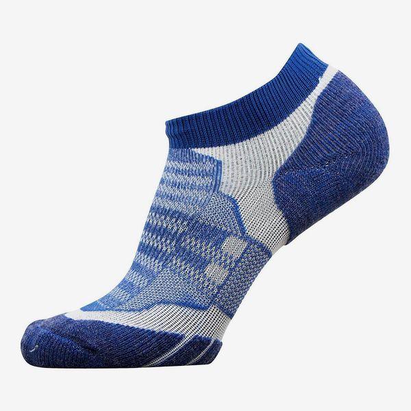 Pure Athlete Low Cut Merino Wool Socks