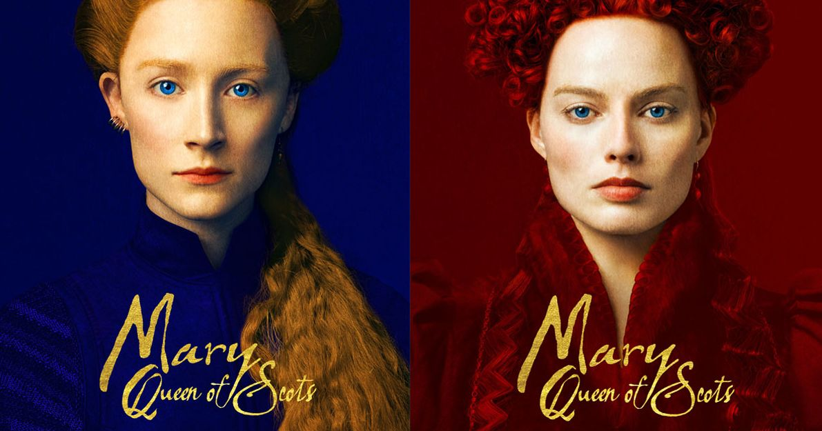 Image result for mary queen of scots movie poster 2018