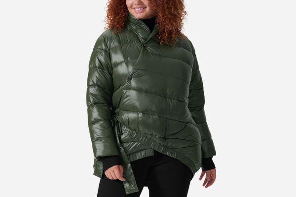 Universal Standard Kanda Puffer Coat
