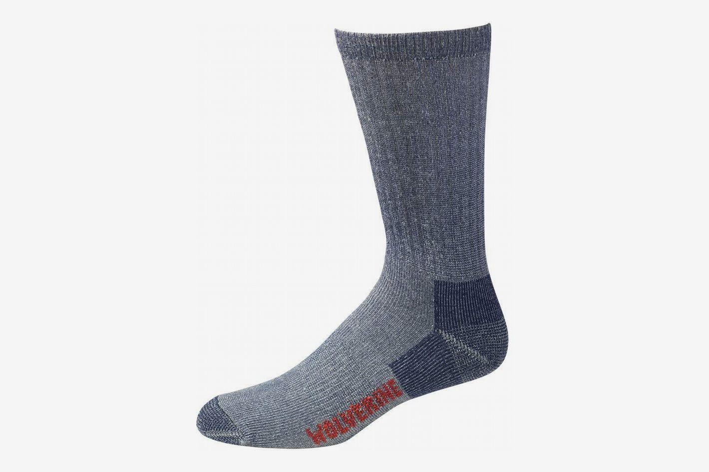 Wolverine Socks Men's 3 Pack Wool Boot Socks