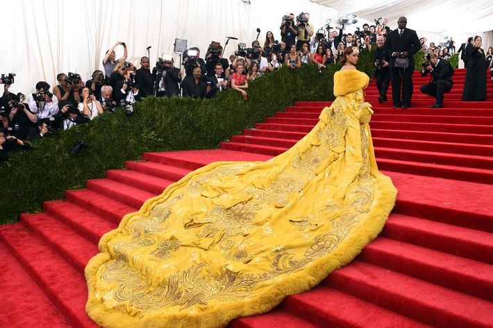 The Most Memorable Met Gala Looks of All Time