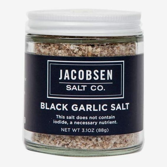 Jacobsen Salt Co. Infused Black Garlic Salt