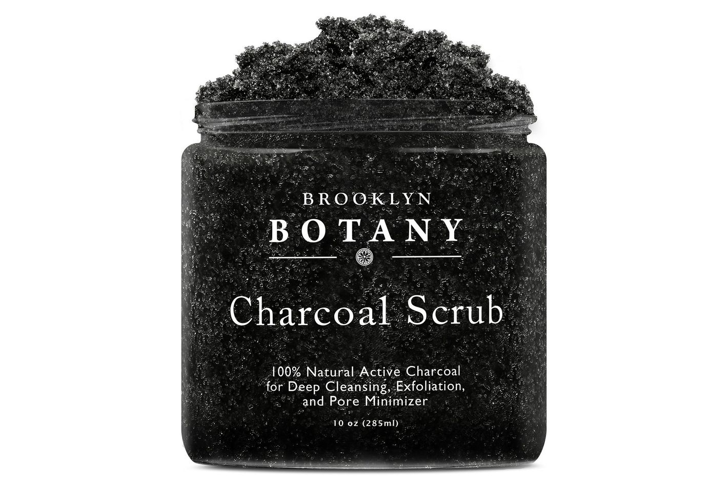 Brooklyn Botany Charcoal Scrub