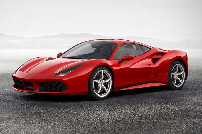 The Ferrari 488 Is Your Basic Entry Level Supercar