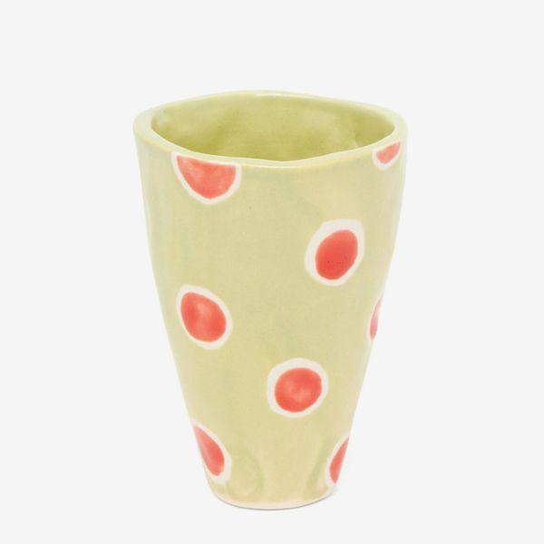 Jessica Hans Polka Dot Porcelain Tumbler