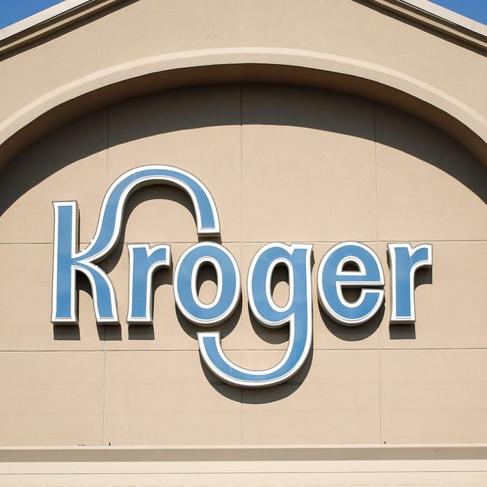 Kroger Is Reportedly In Talks To Merge With Target