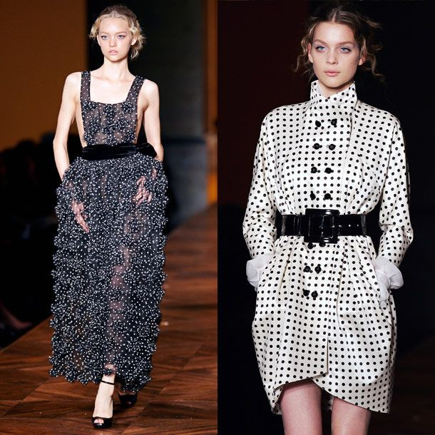 135f311dc43 Spring 2005 As if to differentiate his vision from Ford's sexy designs,  Pilati's first collection at YSL was sweet and ladylike, with lots of tul.