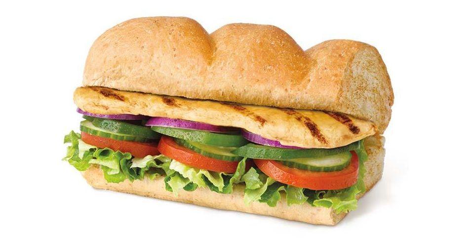 Sandwich Food Chains