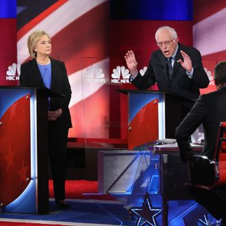 Democratic Presidential Candidates Debate In Charleston, South Carolina