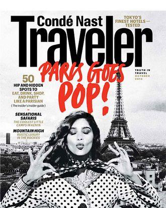 Conde Nast Traveler.