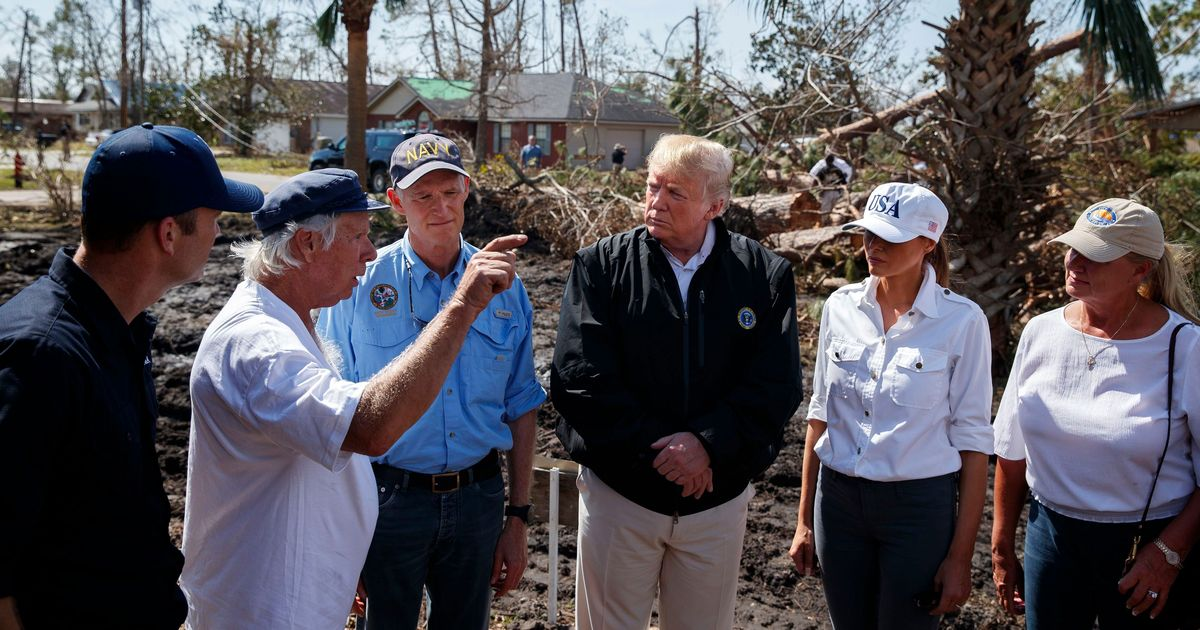 Hurricane Michael Is Already Affecting the Midterms