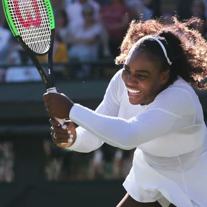 new product 08a95 d069c Serena Williams s Nike Ad Was the Best Thing About the Oscars
