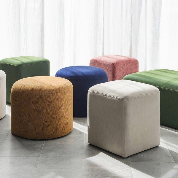 Hem Design Studio Bon Pouf Round