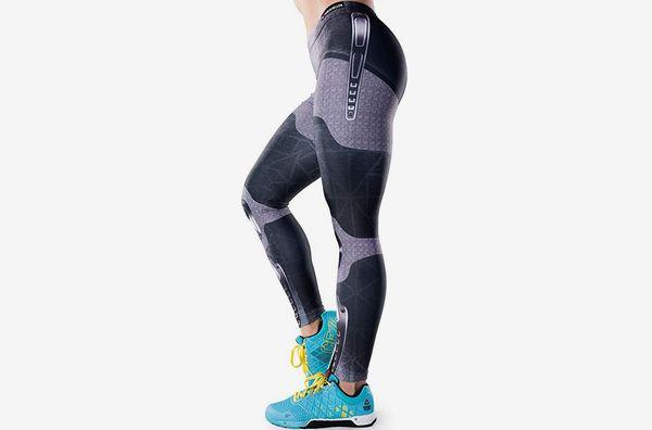 Bombsheller Badass Workout Leggings