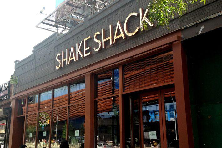 "The Barclays-area Shack has a ""Nothin' but Nets"" custard."