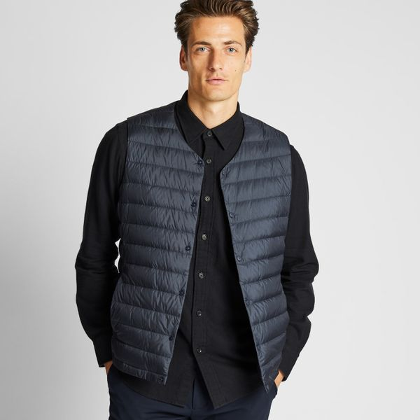 Uniqlo Men Ultra Light Down Compact Vest