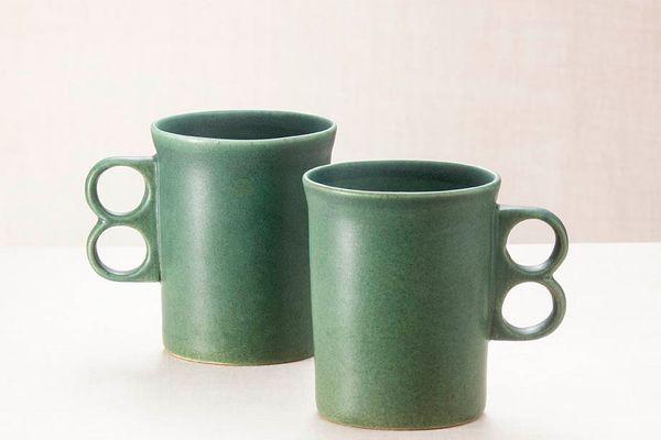 Bennington Pottery Trigger Mug