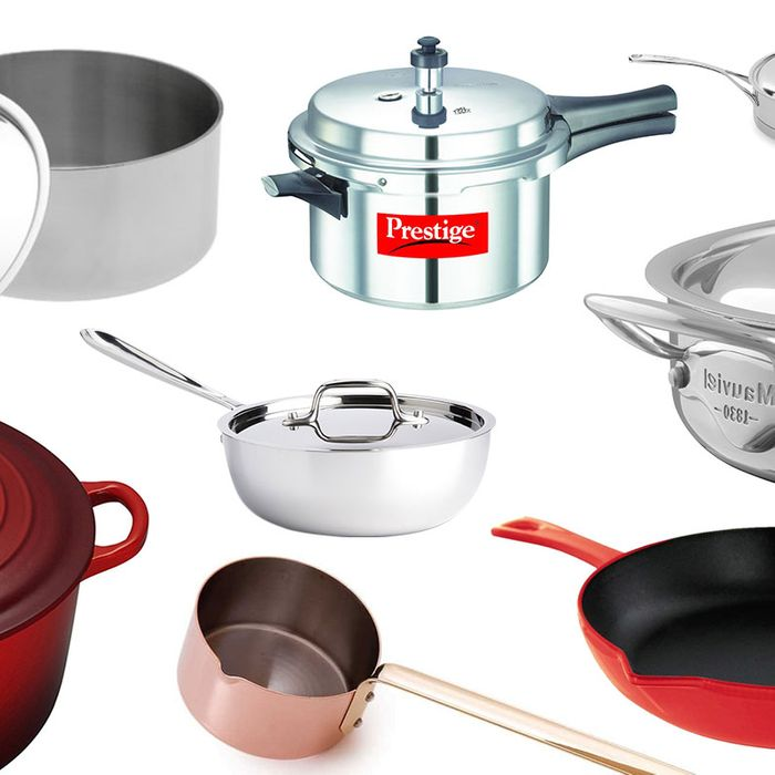 Pots And Pans For Stocks Sauces Searing More