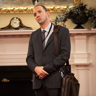 Tony Hale Kept Gary S Bag From The