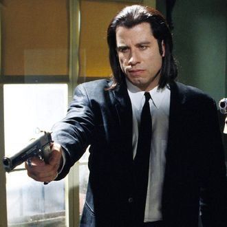 Scientology Official Allegedly Told John Travolta Not to Do Pulp Fiction