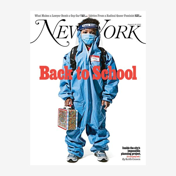 New York Magazine Digital and Print Year-Long Subscription