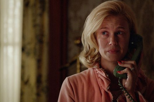 January Jones as Betty Francis - Mad Men _ Season 7, Episode 14 - Photo Credit: Courtesy of AMC