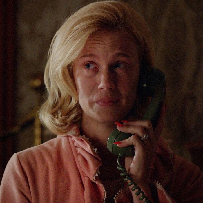 January Jones as Betty Francis - Mad Men _ Season 7, Episode 14 - Photo Credit: Courtesy of AMC