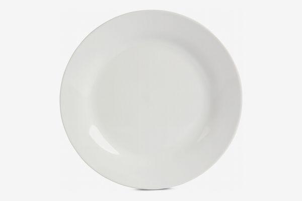 Brandless Porcelain Rim Dinner Plates