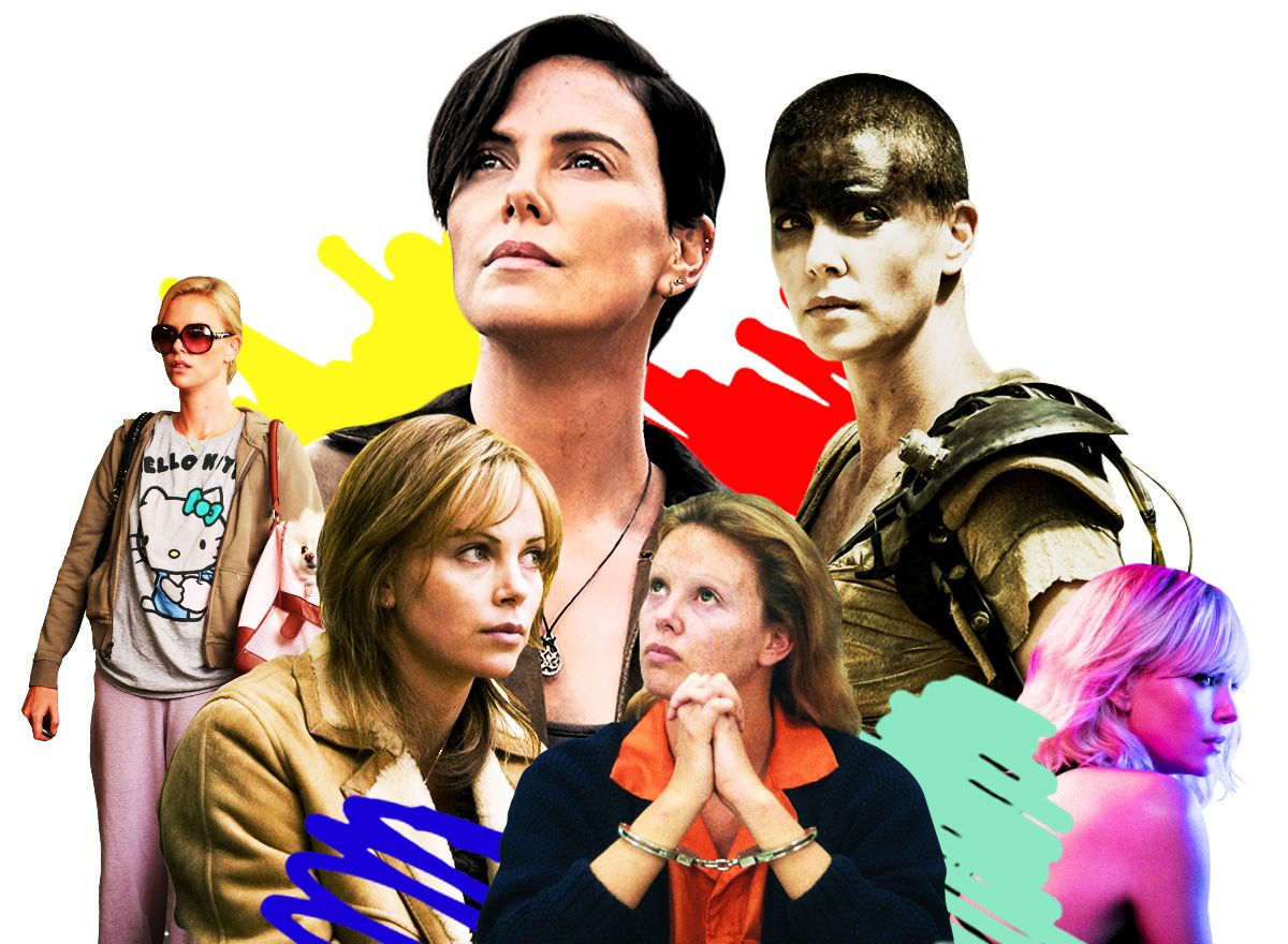 The Best Charlize Theron Movies Ranked