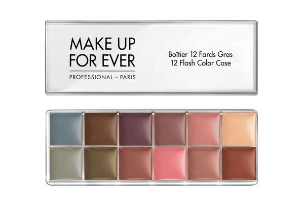Make Up For Ever Flash Color Palette Multi-Use Cream Color Palette