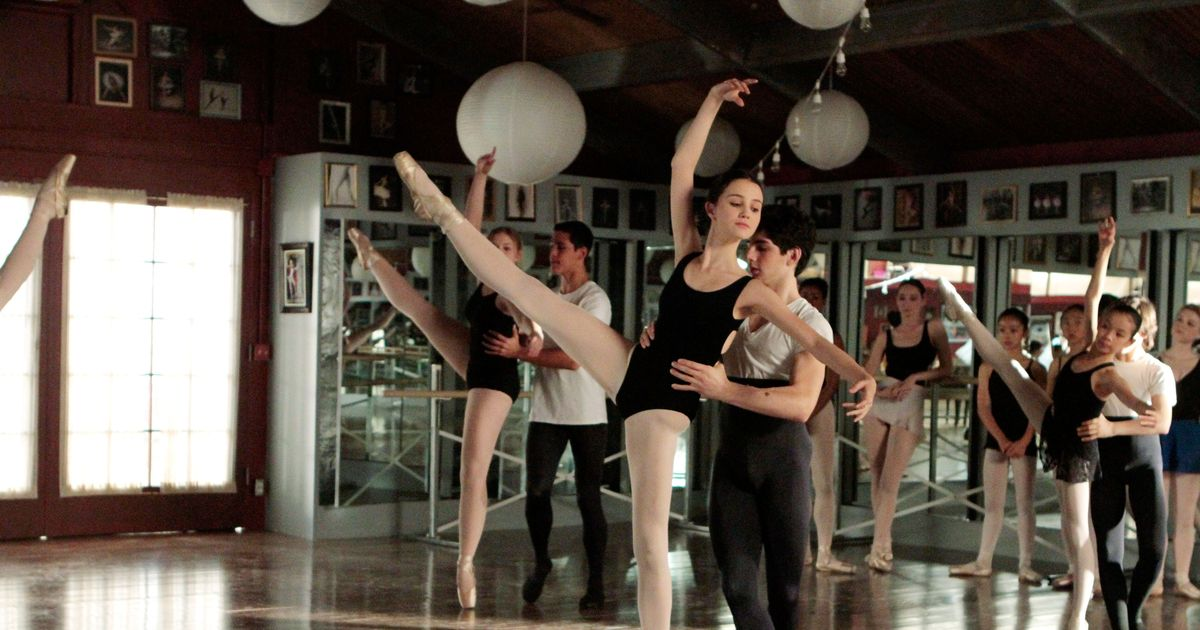 On The Bunheads Set A Mad Chatty World Of Ballet