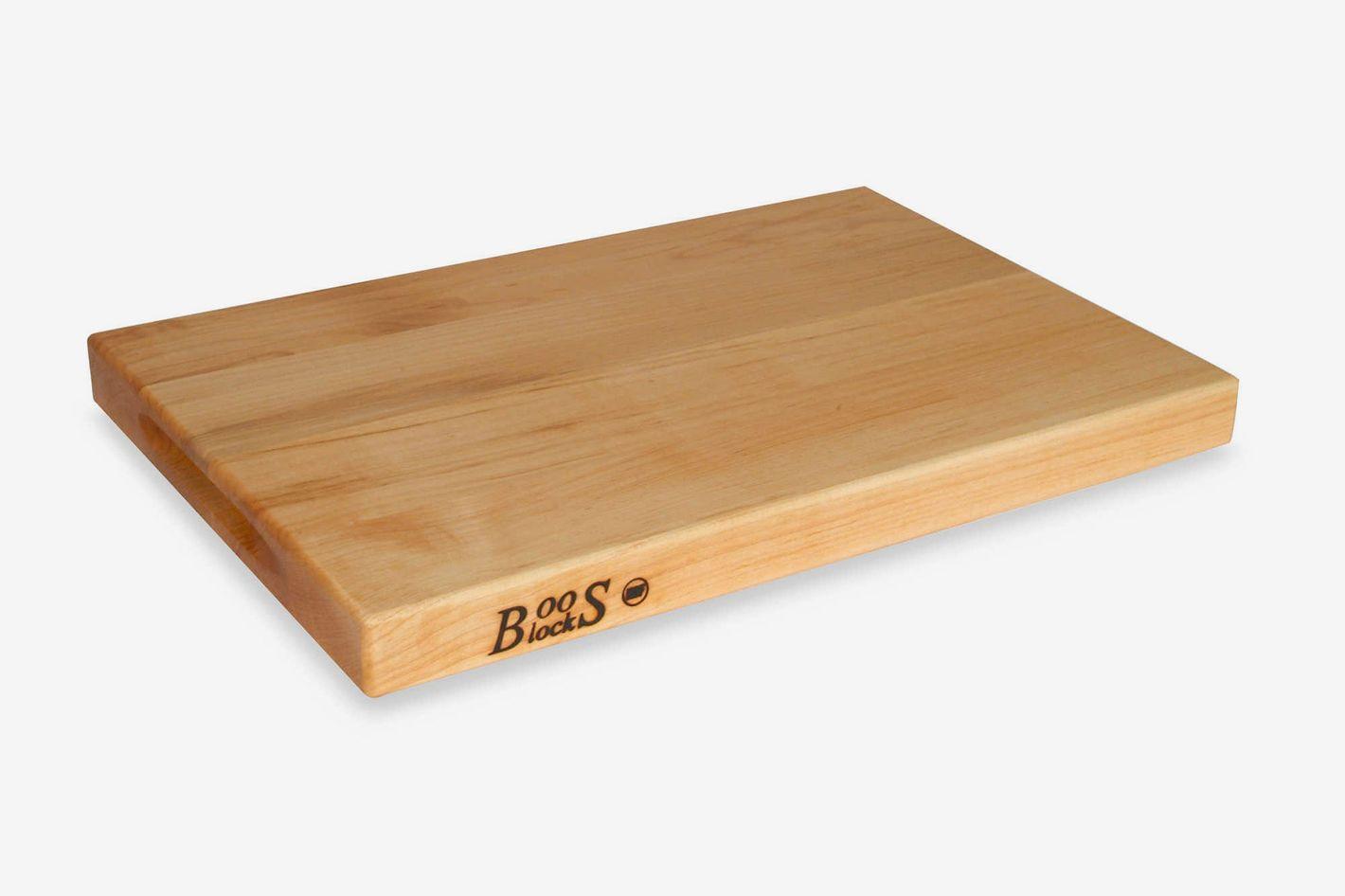 John Boos 18-Inch x 12-Inch Reversible Cutting Board