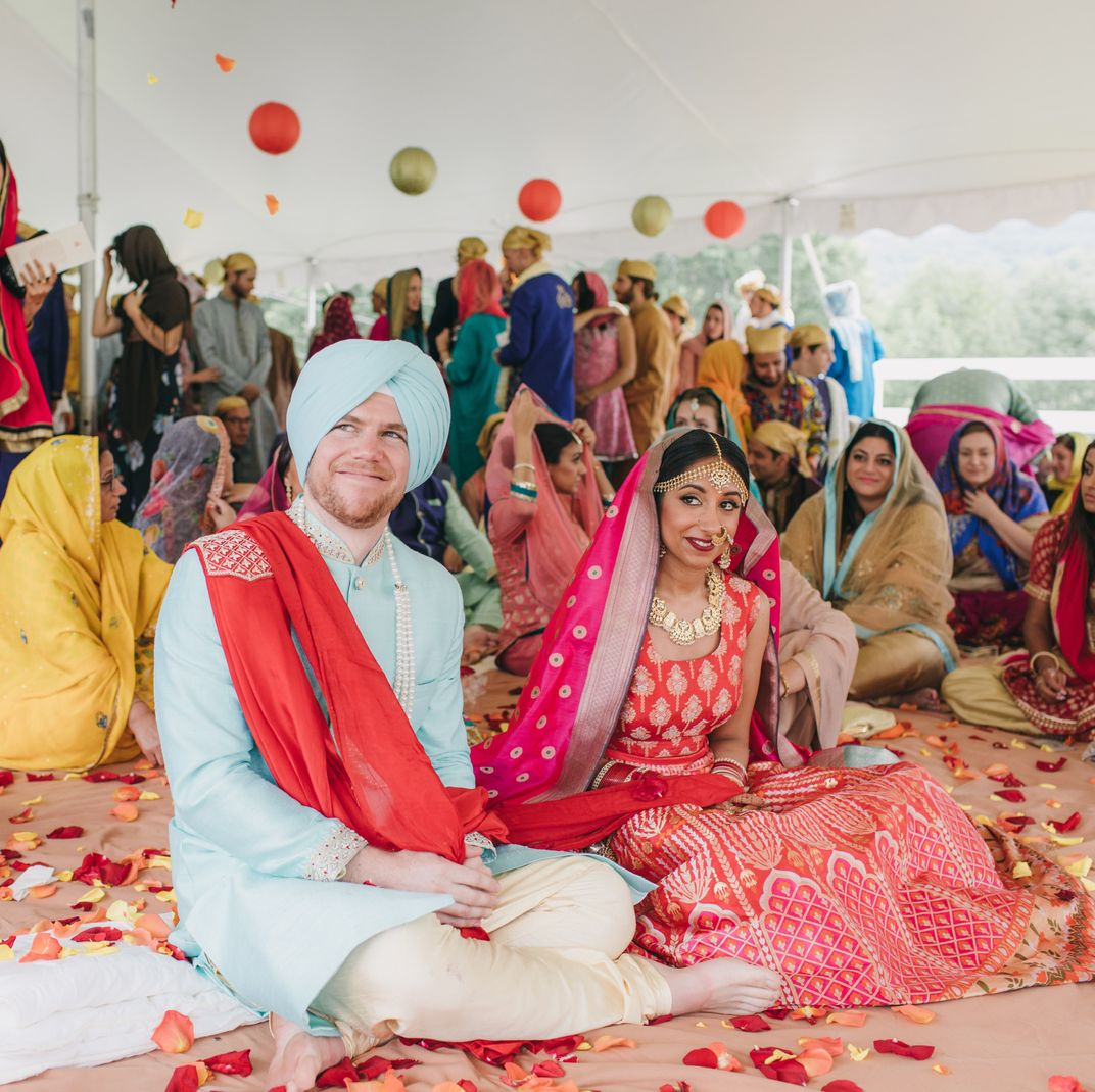 Image result for A Sikh-Jewish Wedding That Ended in Fireworks