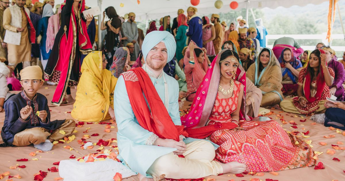 A Sikh-Jewish Wedding That Ended in Fireworks