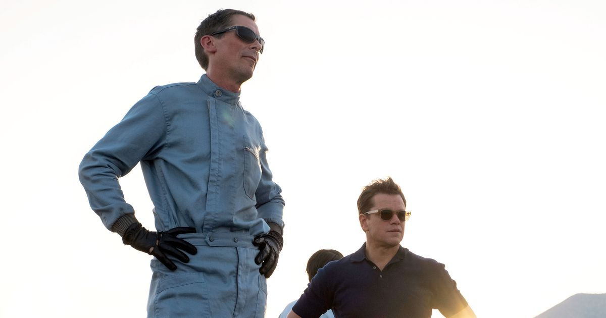 Ford v Ferrari Is an Incredible Movie About Sunglasses