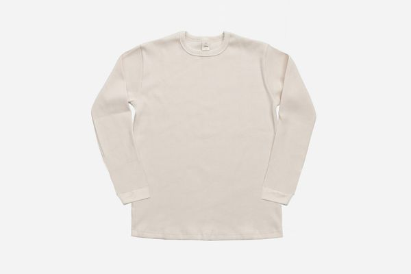 3sixteen Long Sleeve Thermal, Natural