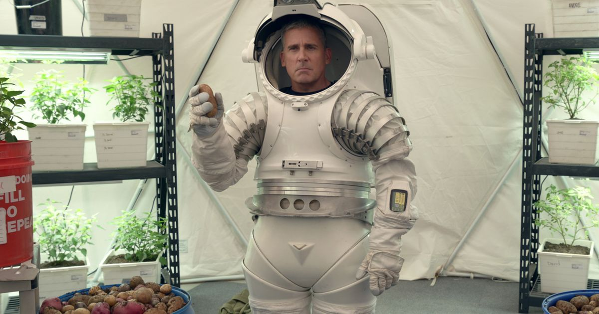 Space Force Recap: The Greatest Spaceman