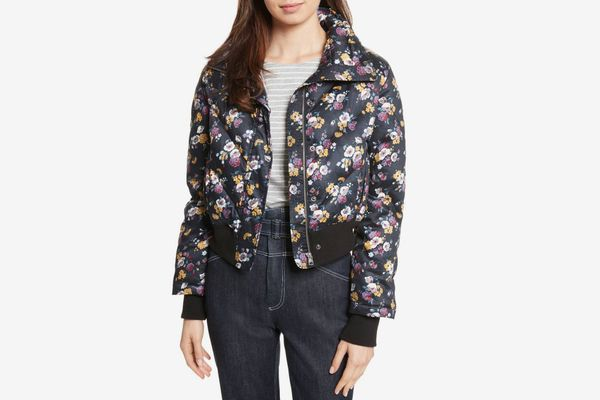 La Vie Rebecca Taylor Winter Posey Jacket