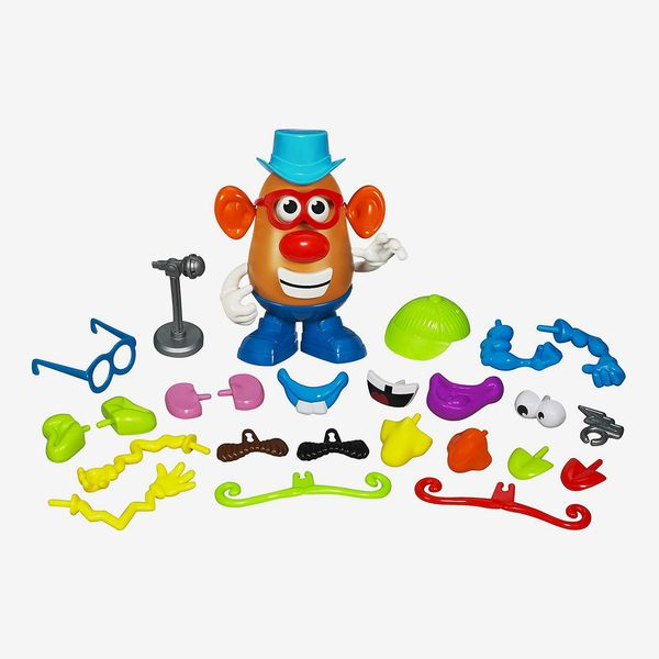 Playskool Mr. Potato Head Silly Suitcase Parts and Pieces