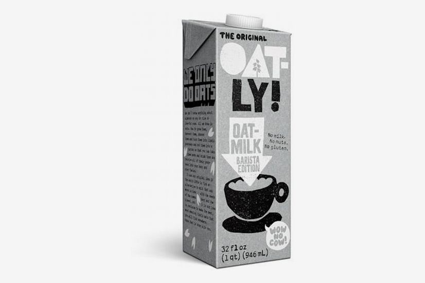 Oatly Oat Milk