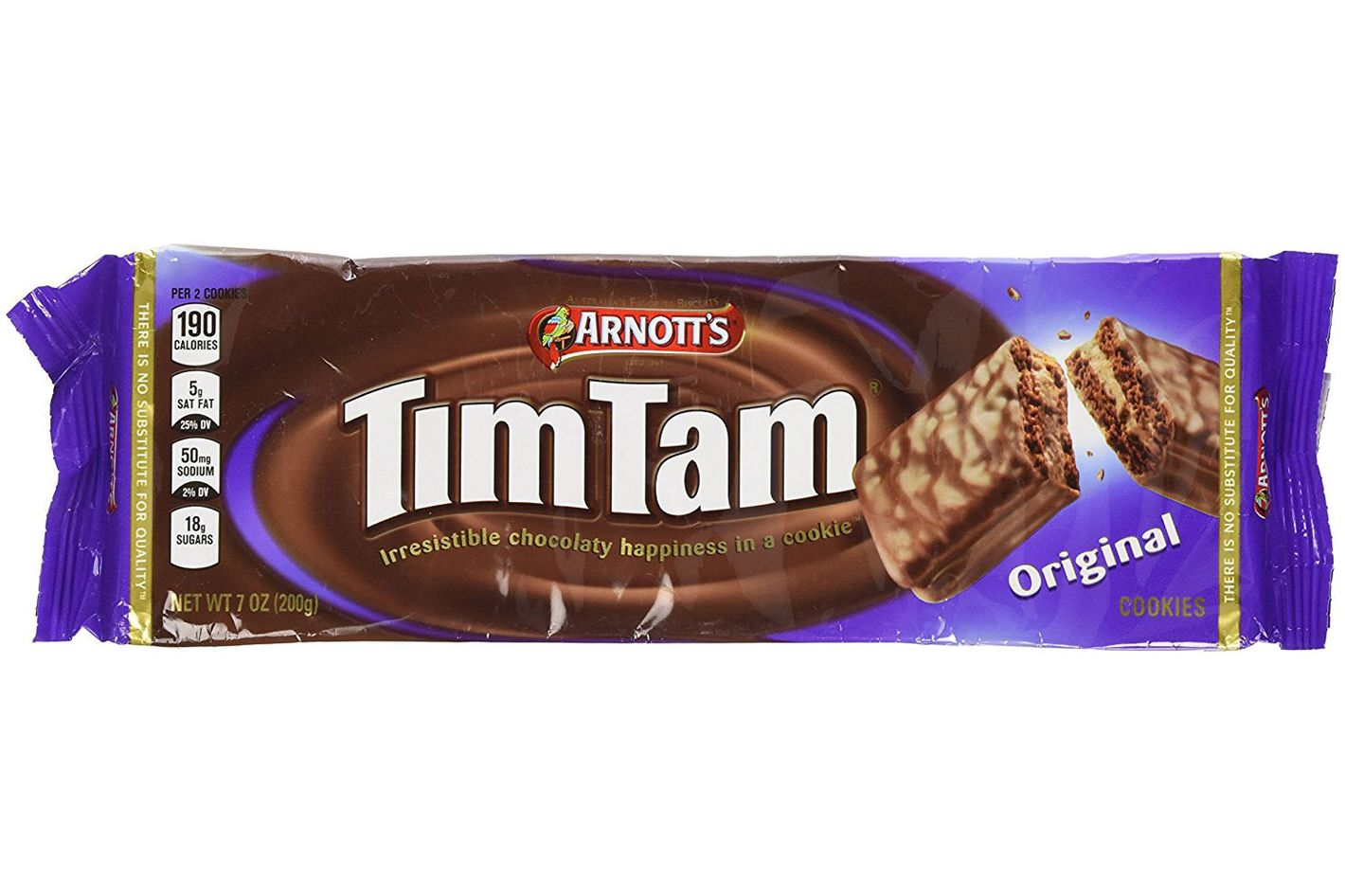 Arnott's Original Tim Tam, 7 oz.