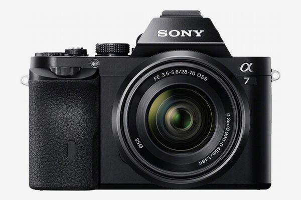 Sony ILCE7KB.CE Compact System Camera