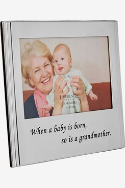 Lawrence Frames 'When A Baby Is Born' Picture Frame