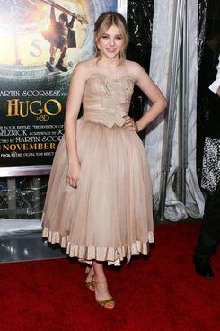 Chloë Moretz.