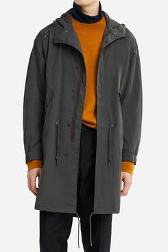 Uniqlo Men's U Pocketable Fishtail Parka