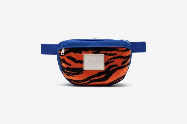 Herschel Supply Co. Nineteen Belt Bag, Tiger/Royal Blue