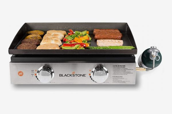 Blackstone Tabletop Grill - 22 Inch Portable Gas Griddle